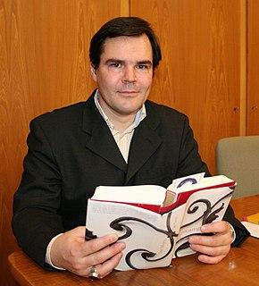 Uwe Tellkamp German writer and physician