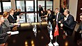 Välisminister Urmas Paet kohtus täna Türgi Euroopa Liidu asjade ministri ja pealäbirääkija Egemen Bağışega. (11.11.2011) (6334428872).jpg