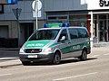 Véhicule de police à Pforzheim.JPG