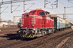 VR Dr14 locomotive in Tampere Apr2009 002.jpg