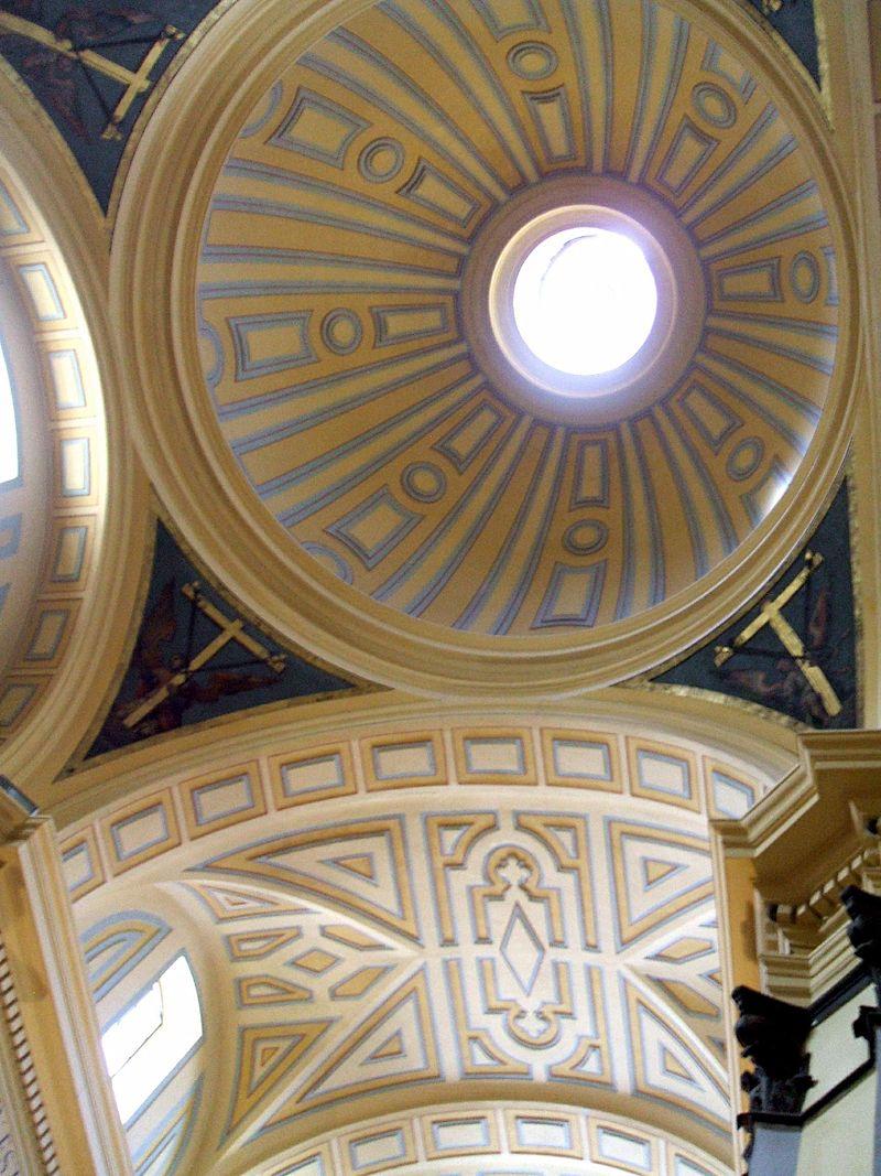 Valladolid - Iglesia de Nuestra Señora de las Angustias 07.JPG