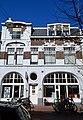 Van Welderenstraat 100-104 voormalige garage L.A. Moll Nijmegen 1909 Jugendstil Art Nouveau Oscar Leeuw.jpg