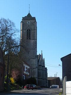 Vaulx-Vraucourt Commune in Hauts-de-France, France