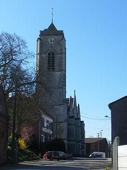 Vaulx-Vraucourt - Eglise.JPG