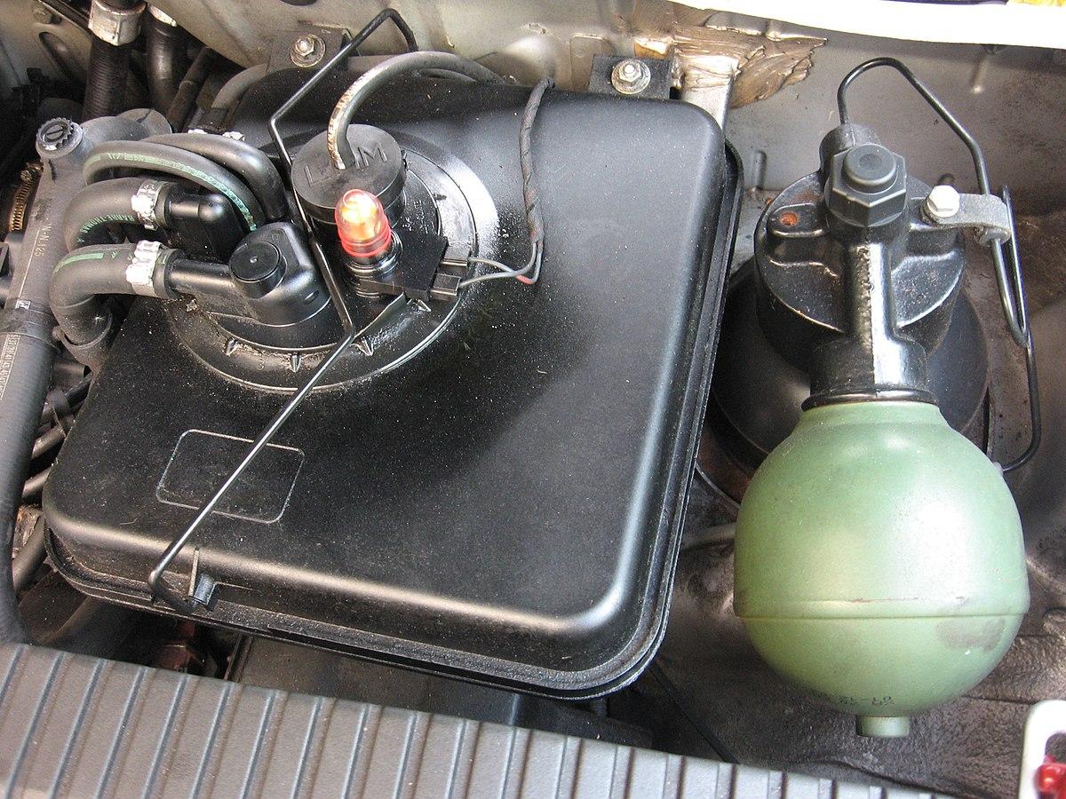 Car Battery Brain