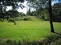 Vehreä puisto keskellä Kråkholmaa.JPG