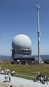 Velký Javor - zařízení na vrcholu E.JPG