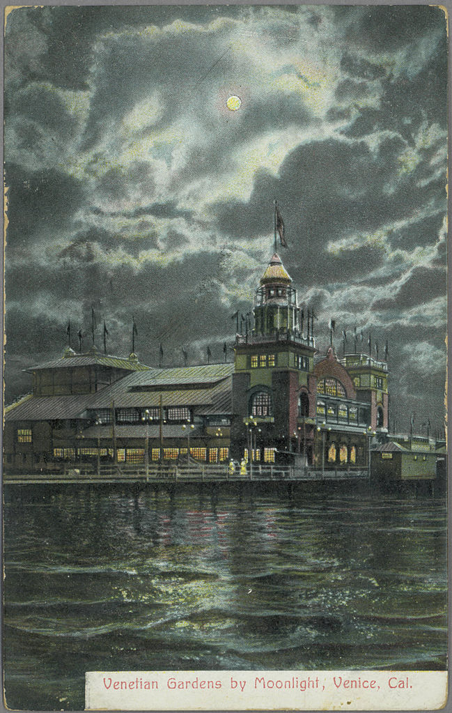 File:Venetian Gardens By Moonlight, Venice, Cal.  (pcard Print Pub Pc 52a)