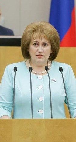 Ганзя, Вера Анатольевна — Википедия