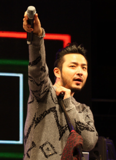 Verbal Jint South Korean rapper and record producer