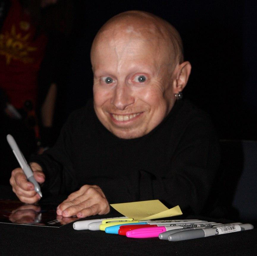 Verne Troyer 2, 2012