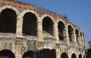 Music of Veneto - The Arena of Verona.