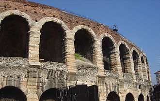 Music of Veneto - The Arena of Verona.