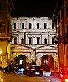 Verona Porta Borsari bei Nacht 1.jpg