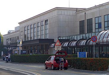 La stazione di verona porta nuova - Partenze treni verona porta nuova ...