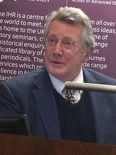 Vic Gatrell Professor of British History