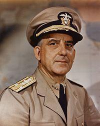 Vice Admiral Daniel E. Barbey, US Navy, on 23 July 1945.jpg