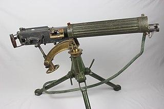 Vickers machine gun 7.7 mm medium machine gun