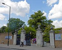Victoria Gate