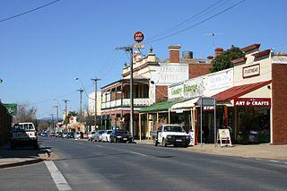 Rutherglen, Victoria Town in Victoria, Australia