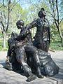 Vietnam War Memorial Statue.JPG