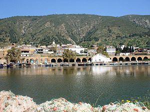 Vieux port de Ghar El Melh