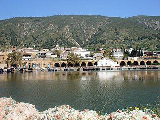 Ghar el-Melh - Image: Vieux Port Et Arsenal