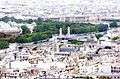 View from the Eiffel Tower, August 2006.jpg