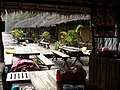 View from the bar on River Kwai floating hotel (3186887275).jpg