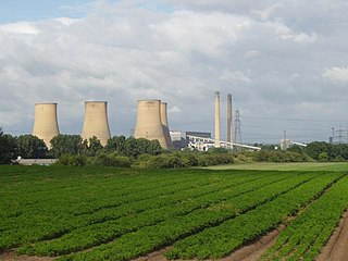 High Marnham Power Station