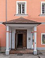 Villach Italiener Strasse 17 ehem Kathreinspital S-Seite Portal 07092015 7211.jpg
