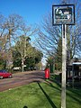Village Sign on New Road - geograph.org.uk - 1144118.jpg