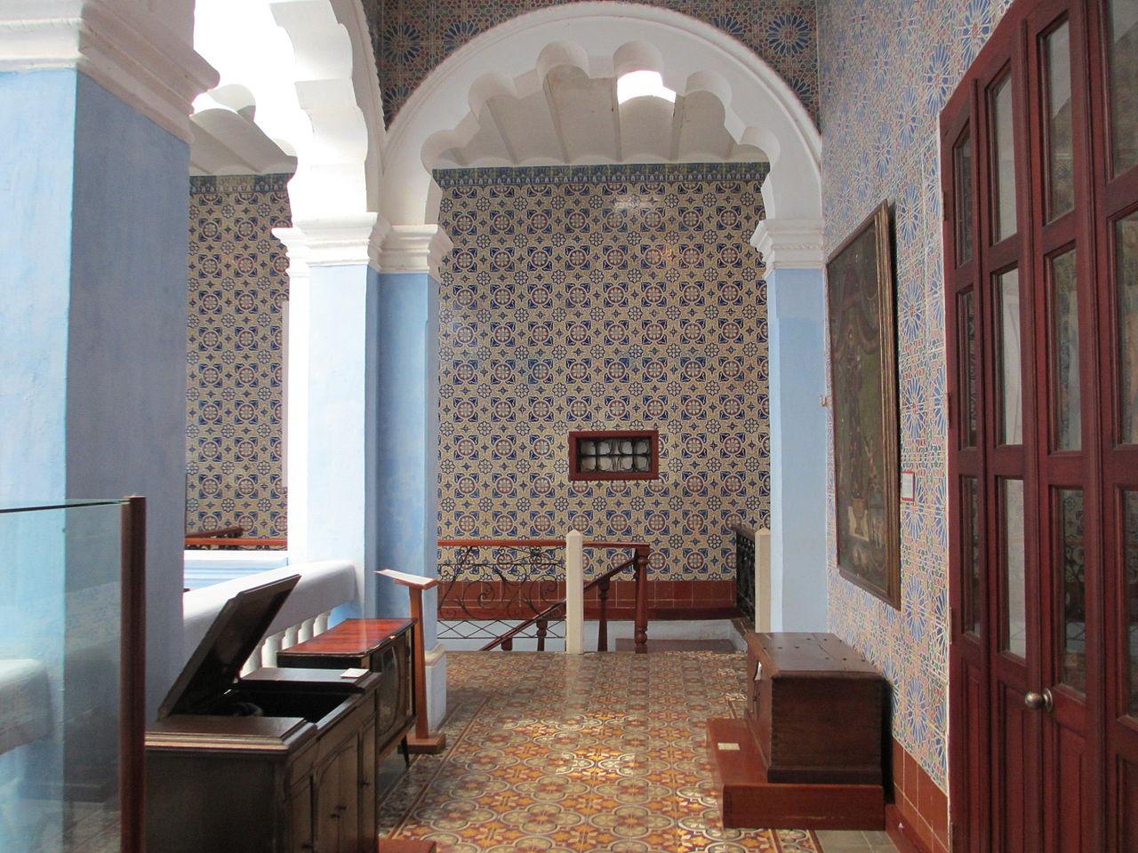 File villahermosa casa de los azulejos 5 jpg wikimedia for Casa de azulejos