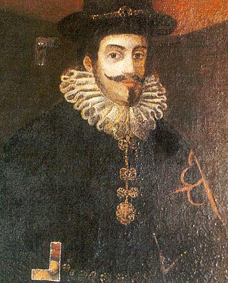 Fernando Torres de Portugal y Mesía - Fernando Torres de Portugal, Viceroy of Peru (1584–89)