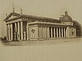Vilnia, Katedra. Вільня, Катэдра (A. Śviajkoŭski, 1860).jpg