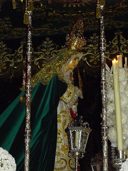 Archivo:Virgen del Amor de Huelva.JPG