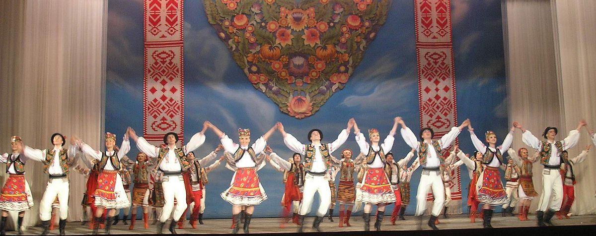 Культура Украины — Википедия