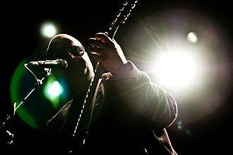 Carl-Michael Eide - Live with Virus, London 2011