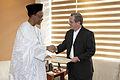 Visita de Martin Uhomoibhi, Secretario Permanente de Relaciones Exteriores de Nigeria (13612281314).jpg