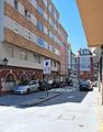 Vista da rúa adicada a Isabel Zendal Gómez na Coruña.jpg