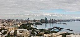 Vista de Baku, Azerbaiyán, 2016-09-26, DD 117.jpg