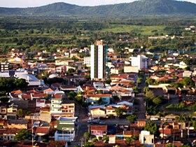 Vista de Cajazeiras