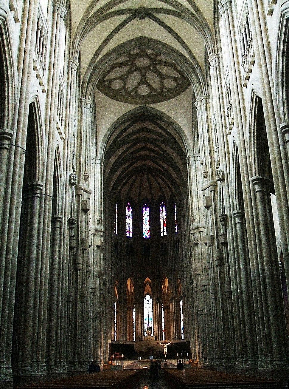 Vitoria - Catedra Nueva 0001