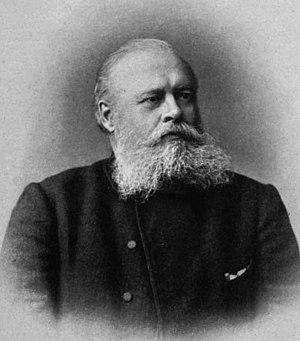 Vladimir Markovnikov - Late 19th-century photograph of Markovnikov.