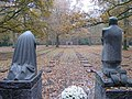 Vladslo, Duitse militaire begraafplaats, sfeerbeeld - 1129 - onroerenderfgoed.jpg
