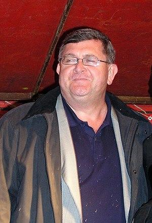 Vojko Obersnel - Image: Vojko Obersnel 2008 1