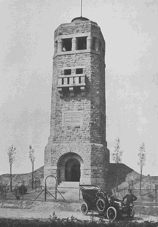 Von Boehmer Bruno Wintersheim 1907