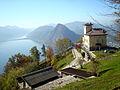 Vue de Lugano et du lac depuis le Monte Brè 04.JPG