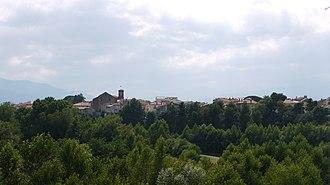 Le Boulou - A general view of Le Boulou