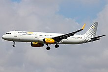 Airbus A321 Vueling